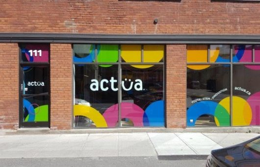 Window treatment for Actua