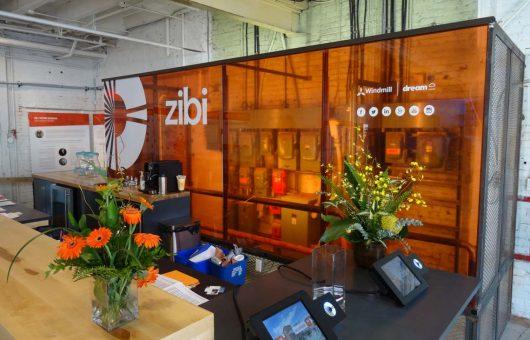 Window treatment for Zibi
