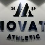 Custom 3D graphics for Movati Athletic